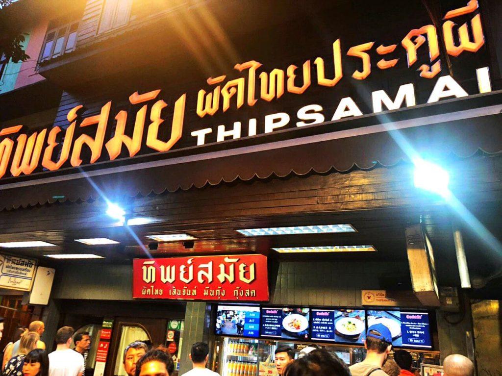 Thipsamai-mangiare-bangkok
